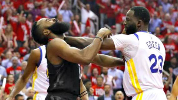 NBA: Warriors Draw First Blood in West Finals