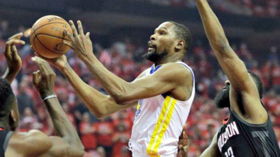 Warriors To Defend Crown vs. Cavs in NBA Finals