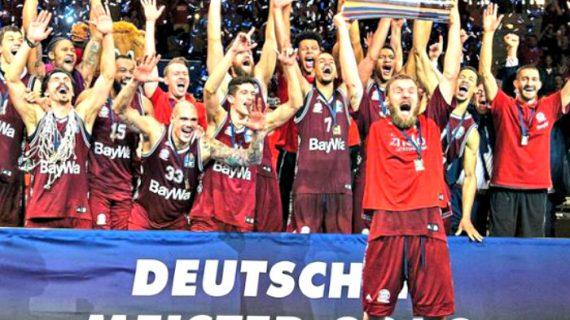 Bayern Muenchen Wins BBL Crown