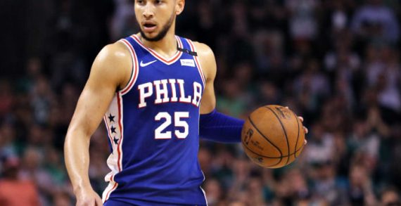 NBA: Ben Simmons wins Rookie of the Year