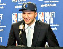 NBA Draft: Luka Doncic Selected 3rd, Traded to Mavs