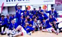 Oradea Celebrates Romanian League Title