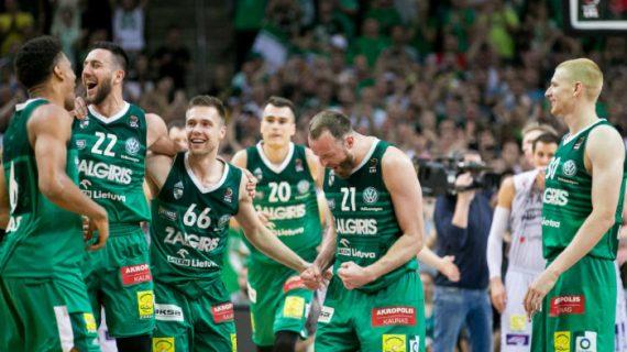 Zalgiris Kaunas Defends Their Lithuanian Title Again
