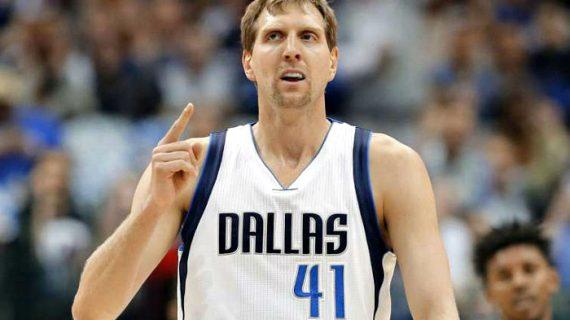 Dirk Nowitzki To Play 21st Season in NBA
