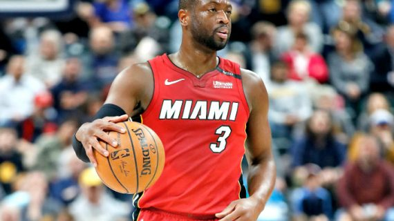 Dwyane Wade Offered Mega Deal To Play In China