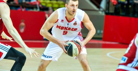 Elmedin Kikanovic re-ups with Monaco