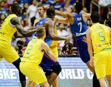 FIBA Hands Out Sanctions After PHI-AUS Brawl