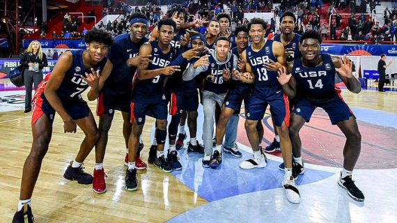 USA Tops France To Win FIBA U17 World Cup