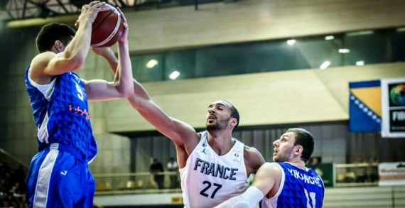 France Still Undefeated in FIBA World Cup Qualifiers