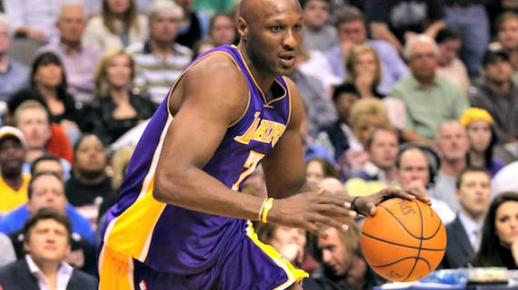 Lamar Odom To Resume Career in China