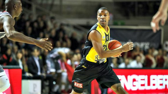 Mike Green, newcomer to Strasbourg