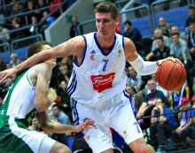 Tomislav Zubcic heads to Igokea
