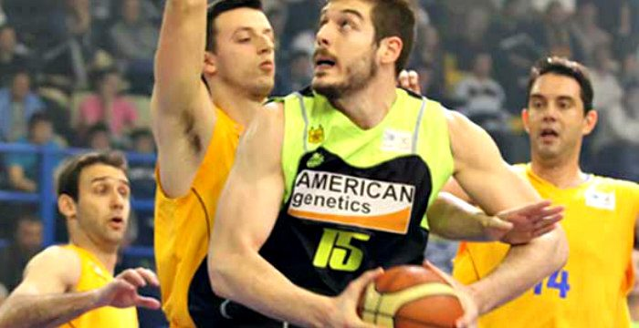 Zsis Sarikopoulos to play for Tsmoki-Minsk
