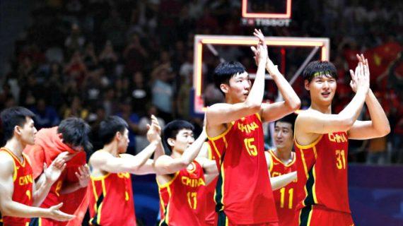 China Tops Iran 84-72, Claims Gold At Asian Games