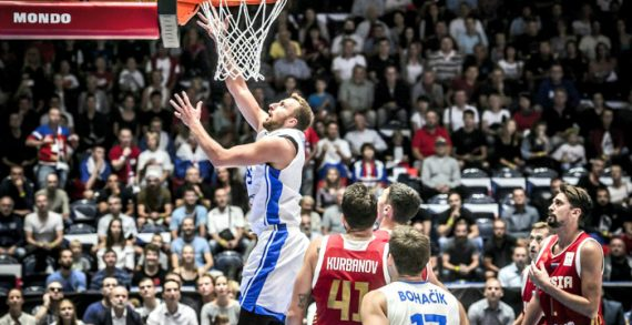 FIBA World Cup European Qualifiers Second Round Underway