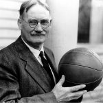 James naismith the inventor of basketball