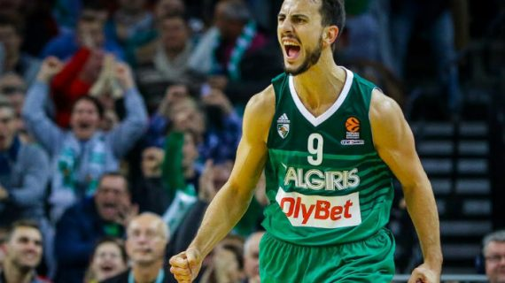 Leo Westermann reunites with Zalgiris