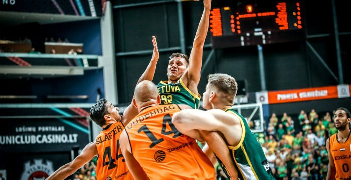 Lithuania Grinds Out 2OT Win, Qualifies For FIBA World Cup