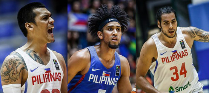FIBA World Cup Qualifiers: Philippines' Revamped Roster To Open vs. Iran