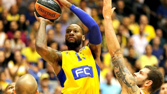 Sonny Weems signed by Guangdong Tigers