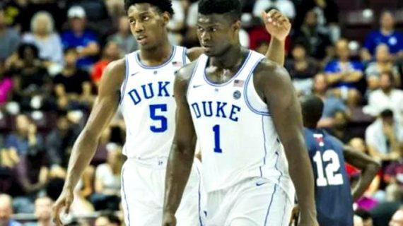 NCAA: Duke Smashes Kentucky, 118-84 in Opener