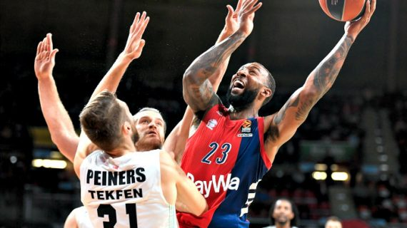 Turkish Airlines EuroLeague: Bayern Muenchen Sets Records