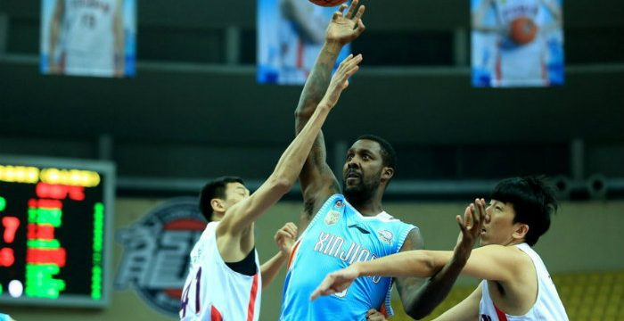 Andray Blatche signed by Tianjin Lions