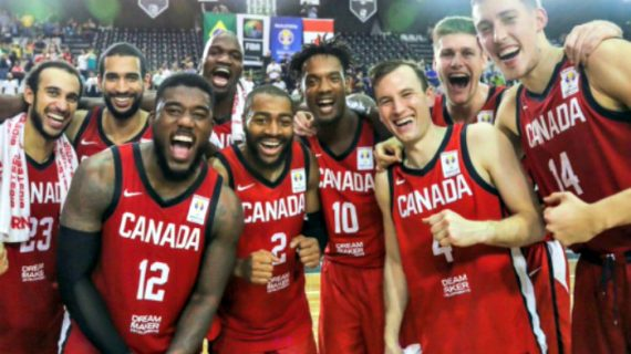Canada Advances in Fifth Window of FIBA World Cup Qualifiers