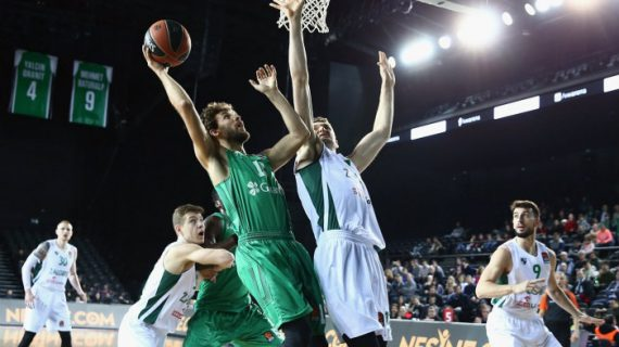 Zalgiris Building Steam in Turkish Airlines EuroLeague