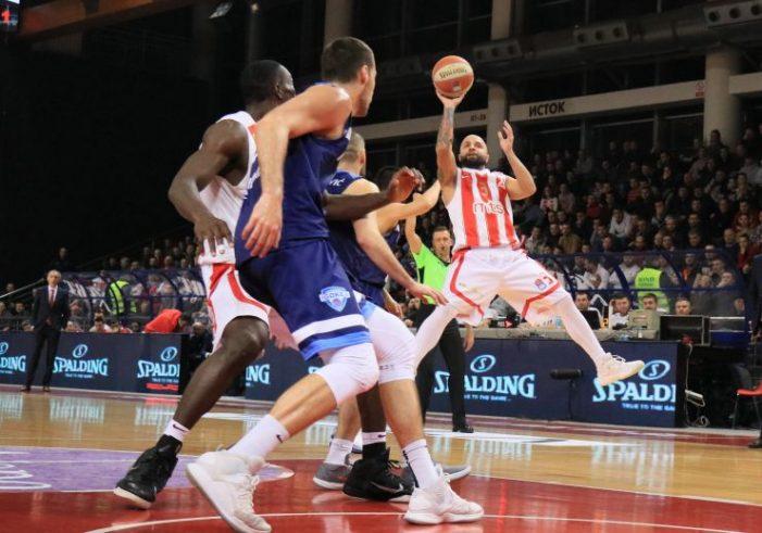 Crvena Zvezda still undefeated in the ABA League