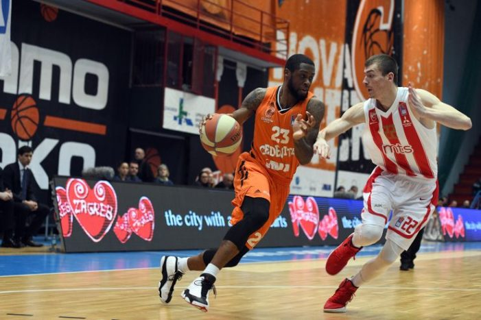Crvena Zvezda suffers first loss in the ABA League