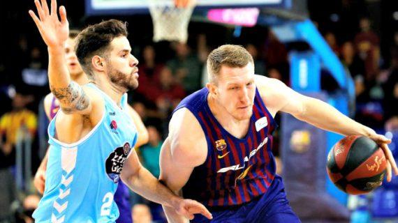 Top Teams Notch Wins in Liga ACB
