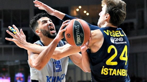Khimki Upsets Fenerbahce at Turkish Airlines EuroLeague