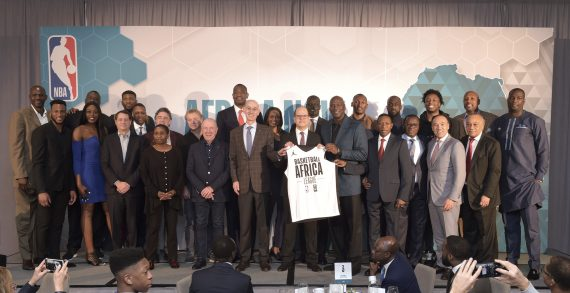 NBA and FIBA to launch Basketball Africa League
