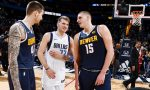 Luka Doncic and Nikola Jokic