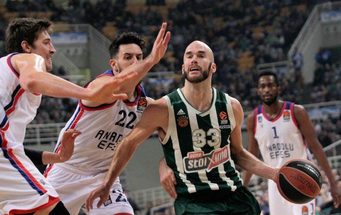 Panathinaikos still alive in Euroleague playoff race