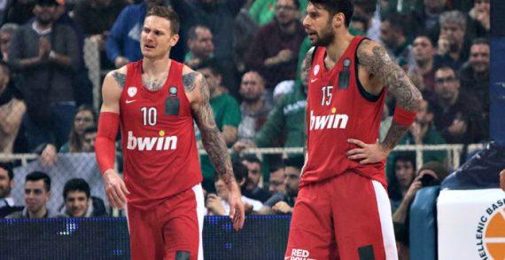 Olympiacos Walks Out in Greek Club Semis