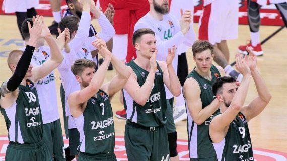 Zalgiris Kaunas defeats Olympiacos