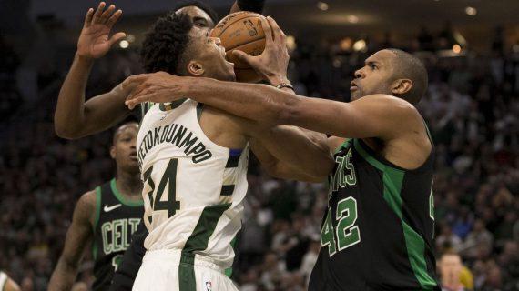 2019 NBA Playoffs: Celtics, Warriors jump out to 1-0 leads