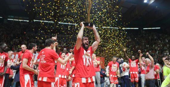 Crvena Zvezda Reclaims ABA League Crown
