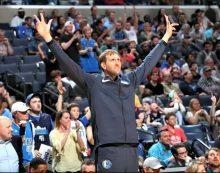 Dirk Nowitzki Announces Retirement