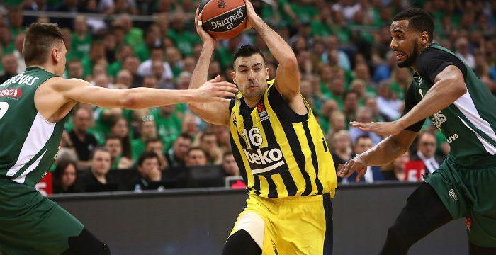 Fenerbahce Advances to EuroLeague Final Four