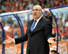 Jasmin Repesa resigns as Buducnost head coach