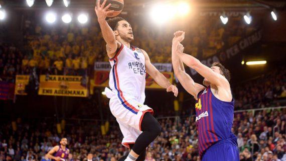 EuroLeague: Anadolu Efes Blows Out FC Barcelona