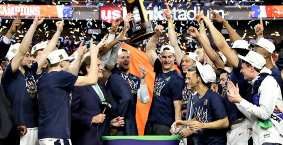 UVA Wins 2019 NCAA National Championship