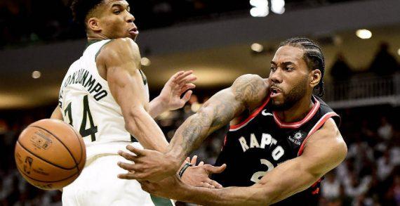 NBA Playoffs: Bucks Take Game 1 Win Over Raptors