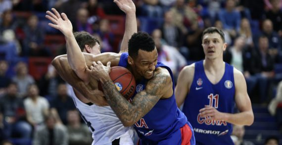 CSKA Moscow and Zenit victorious in VTB League playoffs opener