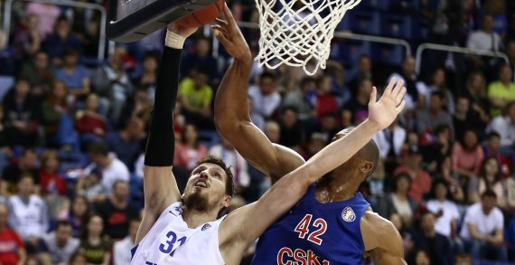 CSKA Moscow one step away from the VTB League Finals