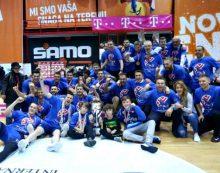Cibona wins 2019 Croatian League Championship