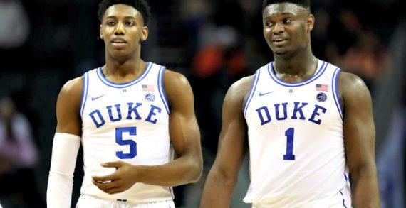 2019 NBA Draft Preview